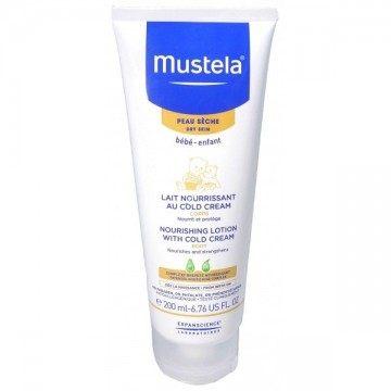 Mustela Nourish Lot Wth Coldcrm 200ml