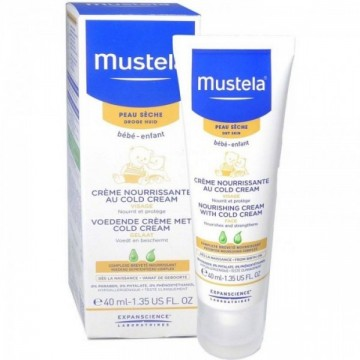 Mustela Nourish Cream with Coldcrm 40ml