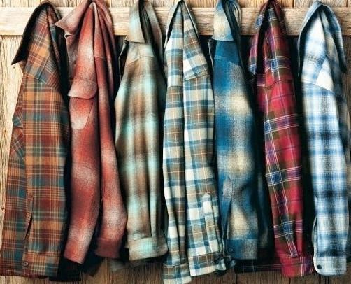Kemeja Flannel Berbeda Dengan Kemeja Biasa image