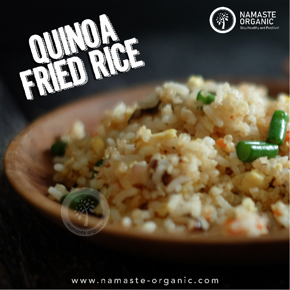 Quinoa Fried Rice image