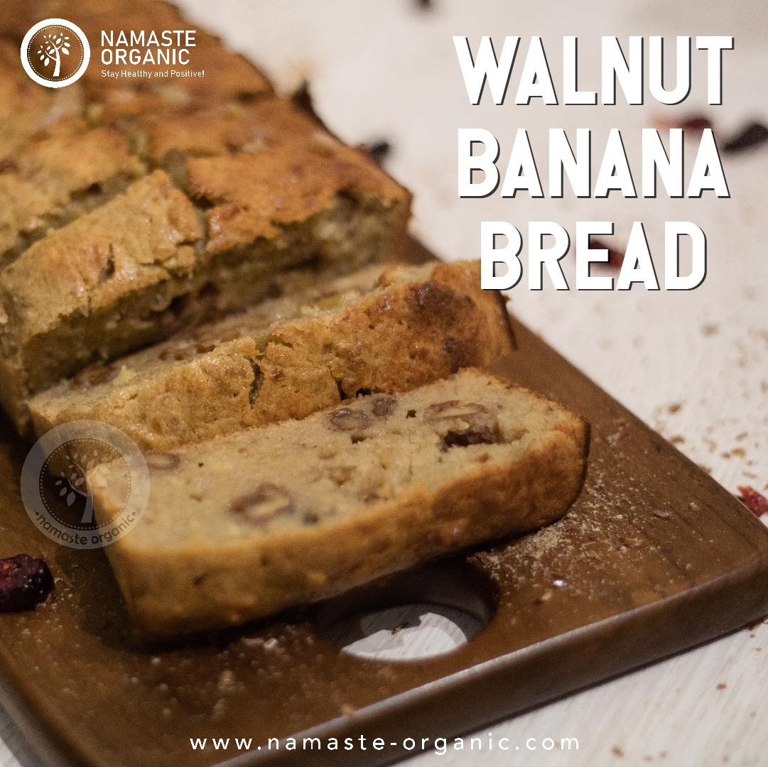 Walnut Banana Bread image