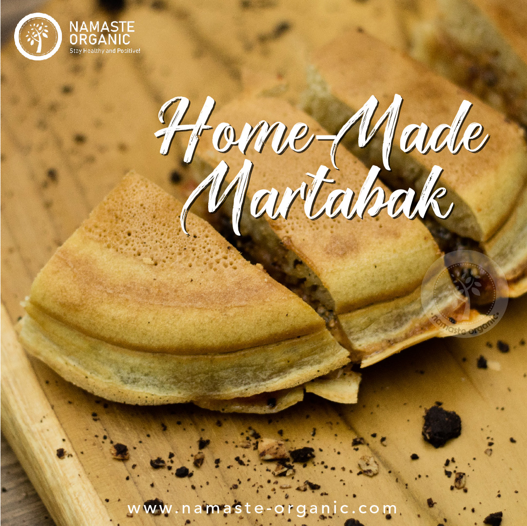 Homemade Martabak Delight image