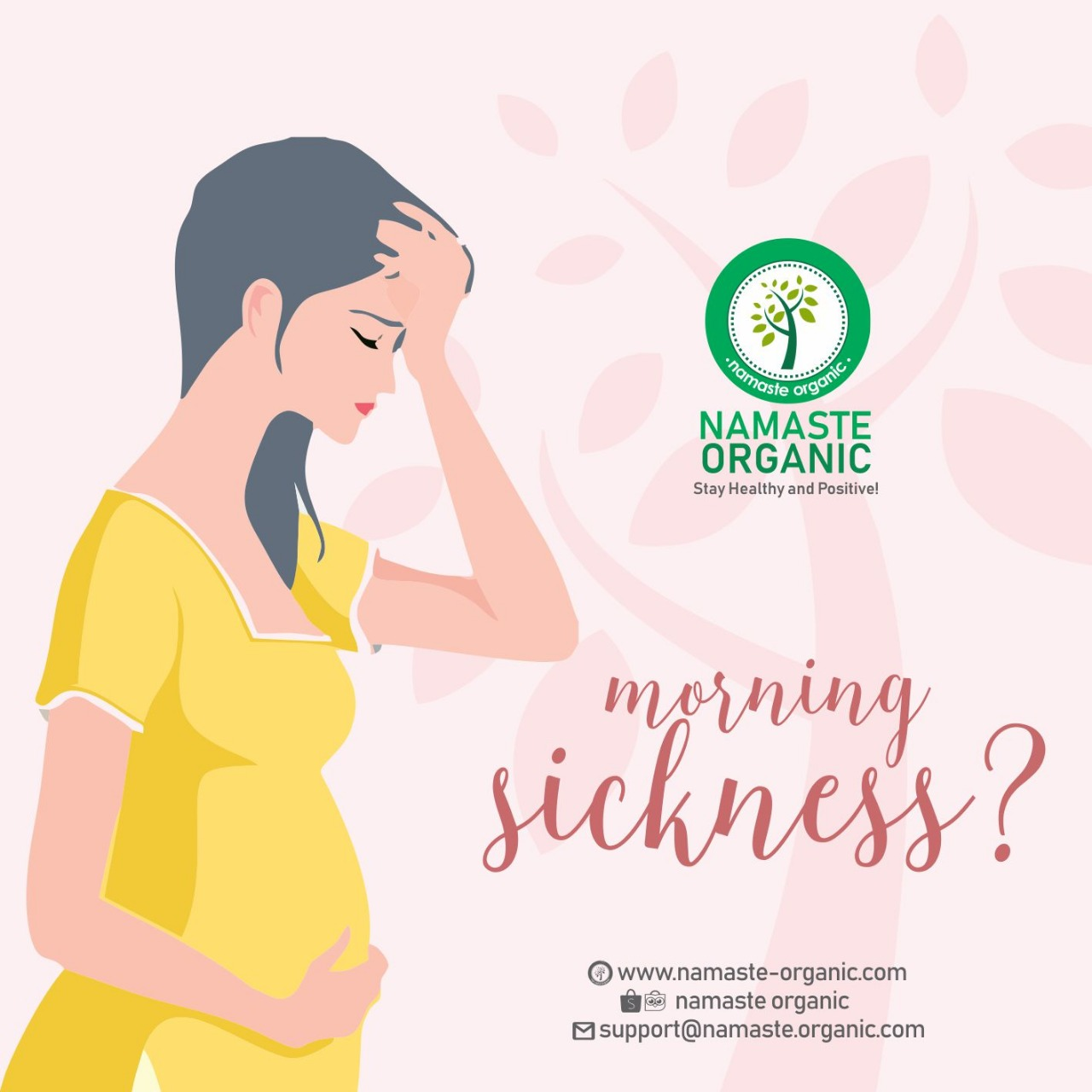 MORNING SICKNESS: What Causes It? image