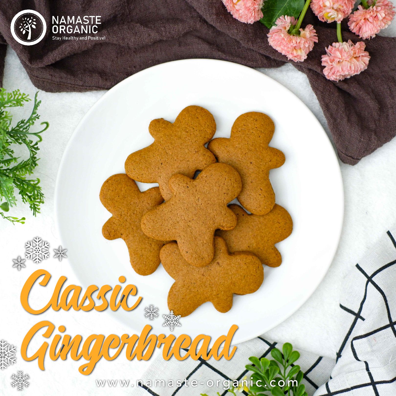 Ginger Cookies image