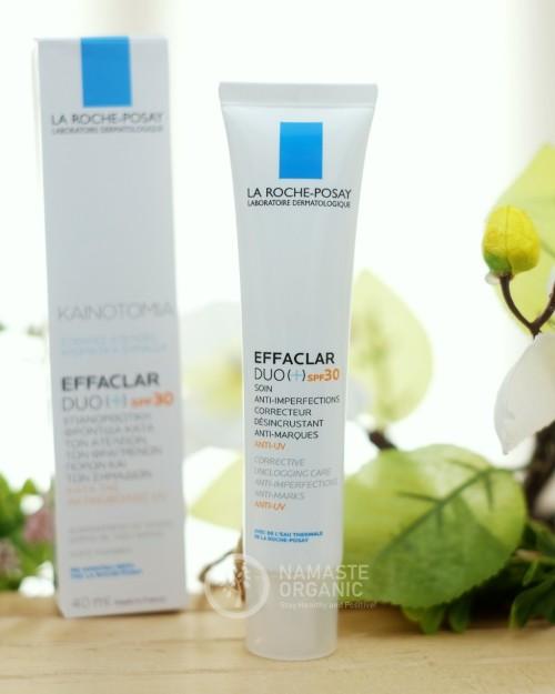 La RochePosay Effaclar Duo (+) SPF 30 ingredients