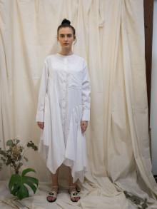 White Hakidato Dress