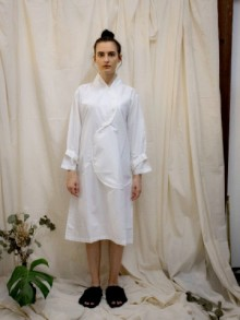 White Haika Dress
