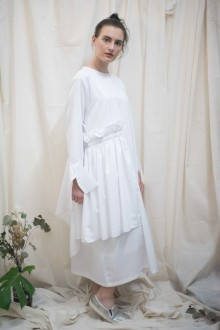 White Hatayo Dress