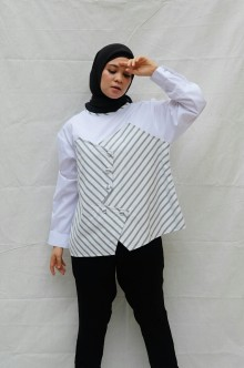 Ichikama Top White