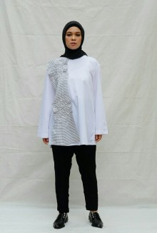 Itana Top White