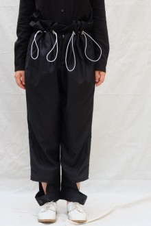 Black Izou Pants