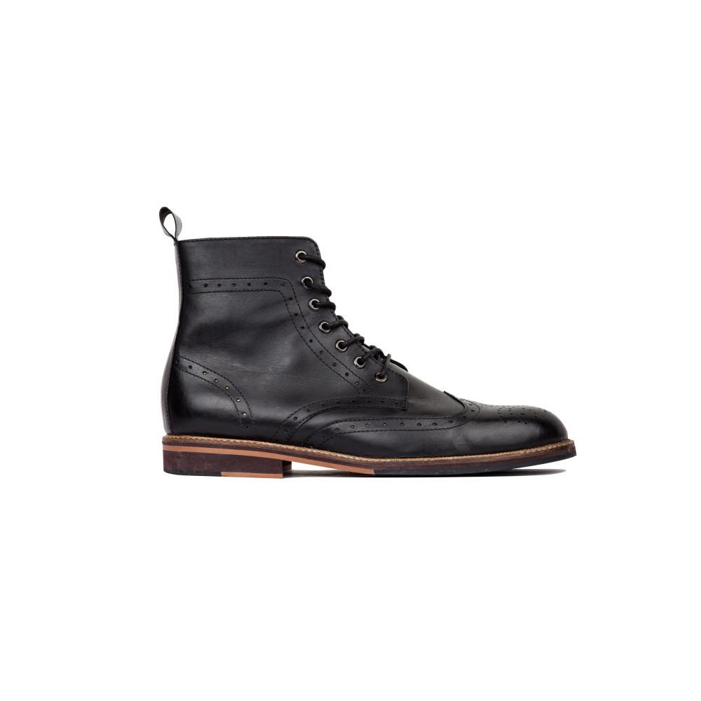NEO Brogues Boots Black