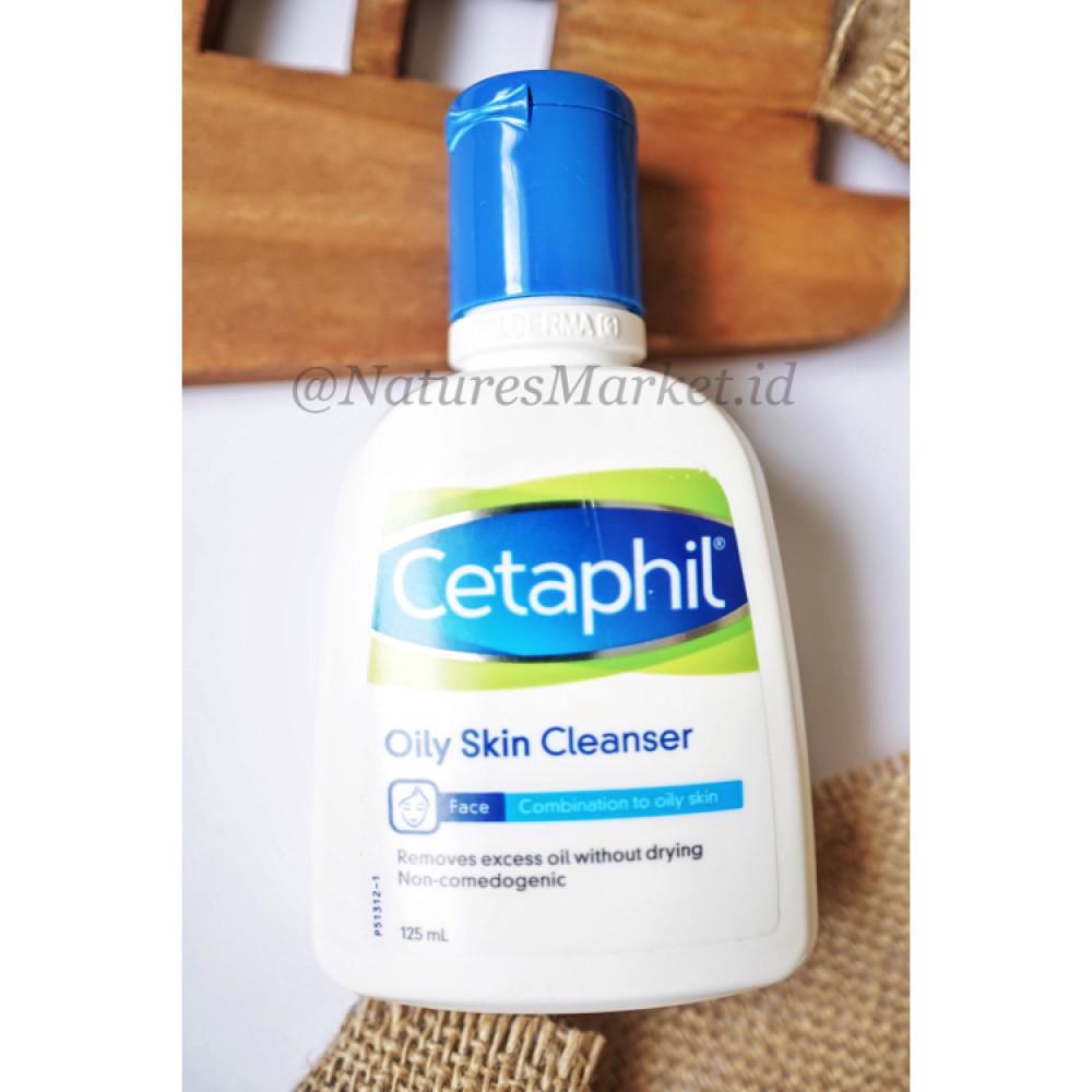 Cetaphil Oily Skin Cleanser 125ml 125 Ml