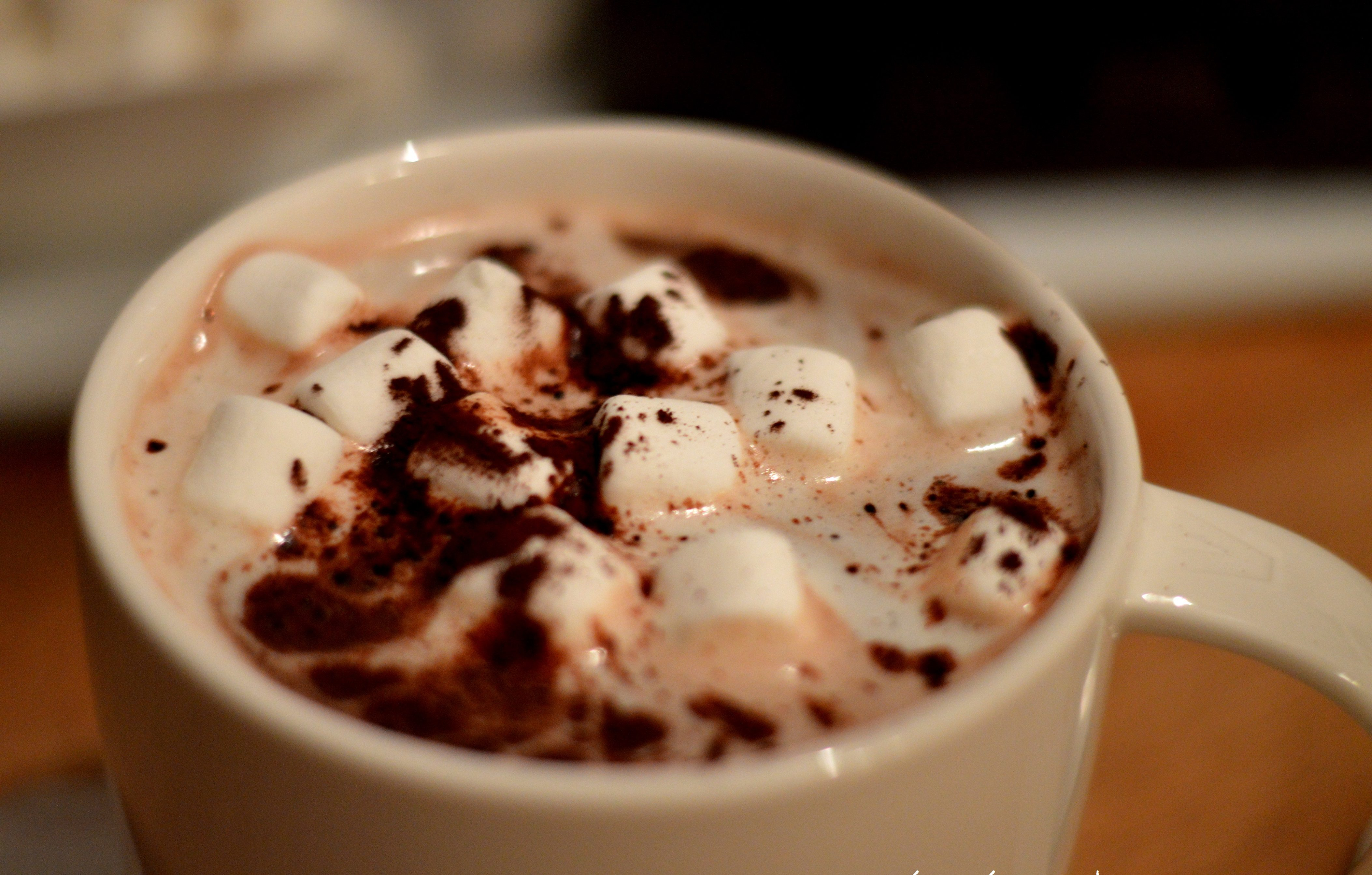 MARSHMALLOWS & HOT CHOCOLATE image