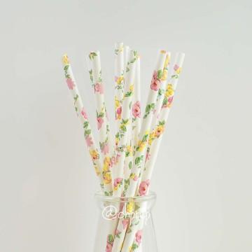 Paper Straws - Bloomingdale image