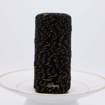 Bakers Twine-Black Goldilocks image