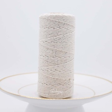 Bakers Twine-Silver image