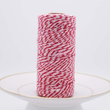 Bakers Twine-Candy Cane image