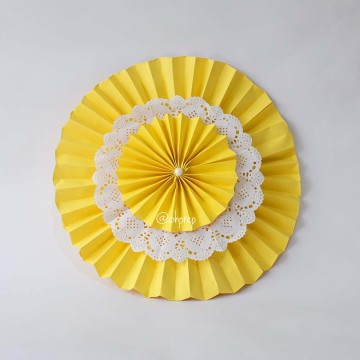 Paper Lotus Yellow image