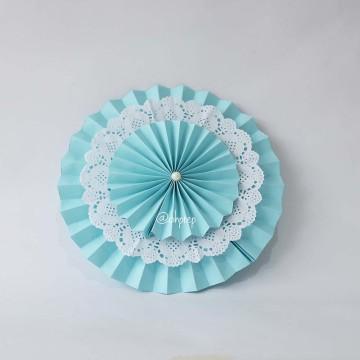 Paper Lotus Light Blue image