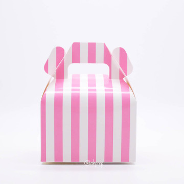 Gable Box Stripes Pink image