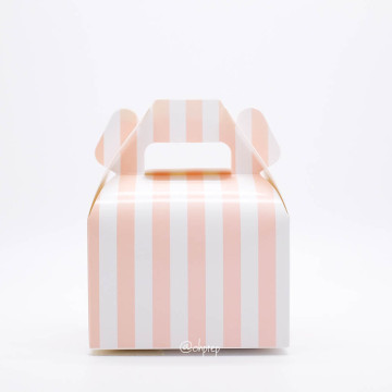 Gable Box Stripes Peach image