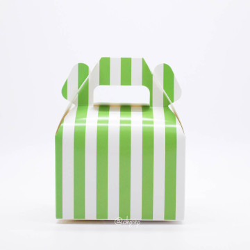 Gable Box Stripes Green image
