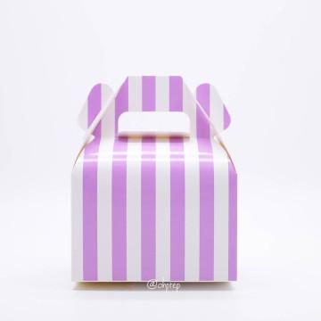 Gable Box Stripes Light Purple image