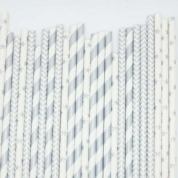 Paper Straws Winter Wonderland image