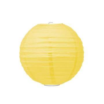 Paper Lantern Yellow image