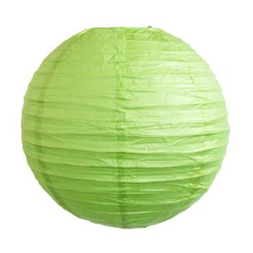 Paper Lantern Lime Green image
