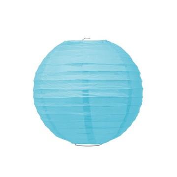 Paper Lantern Blue image