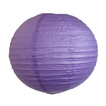 Paper Lantern Dark Purple image