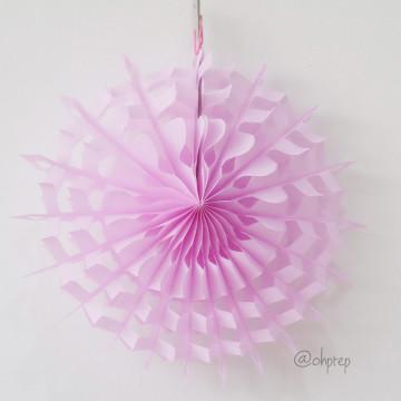 Paper Snowflakes Lavender image