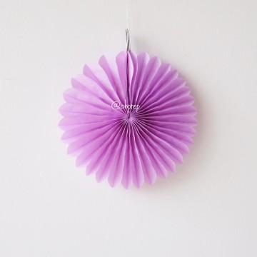 Paper Fan Light Purple image