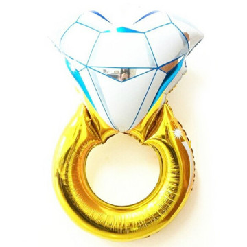 Diamond Ring Balloon image