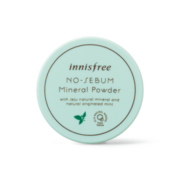 Innisfree No-Sebum Mineral Powder 5g image
