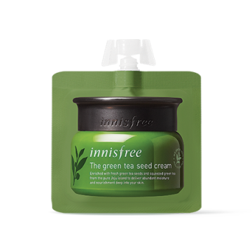 Innisfree The Green Tea Seed Cream 5ML image