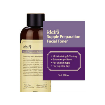 Dear Klairs Supple Preparation Facial Toner 3ML image