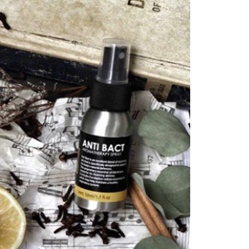 ANTI BACT AROMATHERAPY SPRAY image