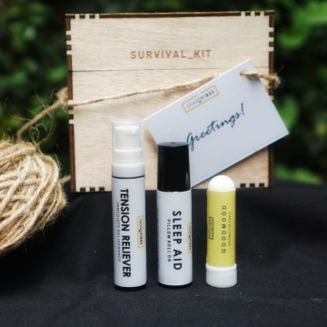 SURVIVAL KIT GIFT SET image