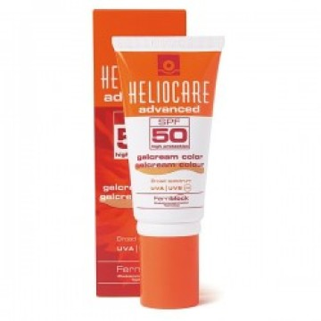 Heliocare Gel Cream Colour Brown SPF 50 image