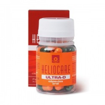 Heliocare Ultra D Oral Supplements Capsules image