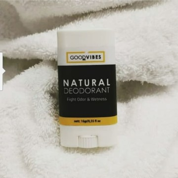 2018 GOODVIBES NATURAL DEODORANT image