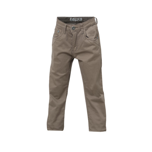 PANTS LONG TWILL TSS 049 GREY Grey