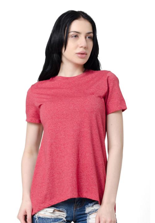Osella Woman Osella Ladies T-Shirt Siro Red