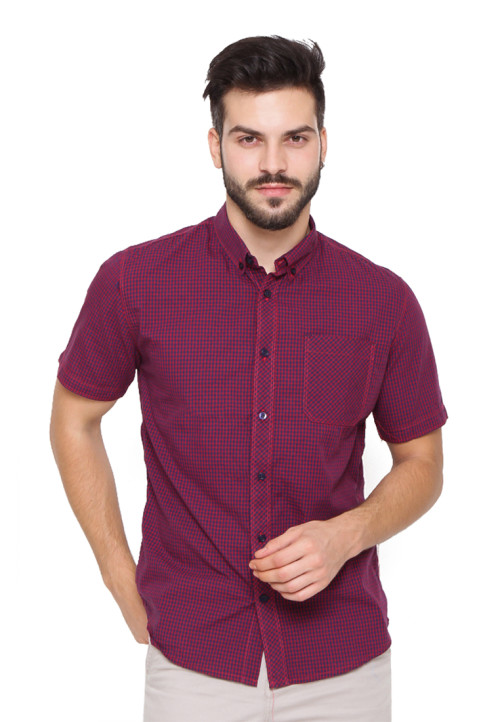Arnett SHIRT SHORT AR 03 / 162623 Red