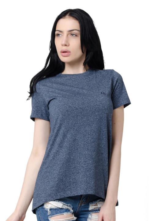 Osella Woman Osella T-Shirt Inject Long Sleeve Navy