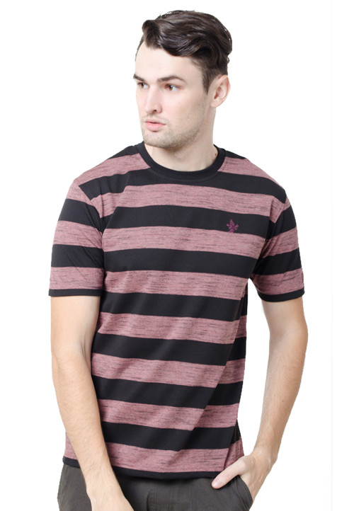 Osella ManOsella Man T-Shirt Stripe Black