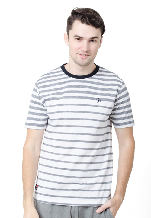 Osella ManOsella Man T-Shirt Stripe Black 2